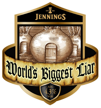 Jennings brewery at Cockermouth sponsor the event