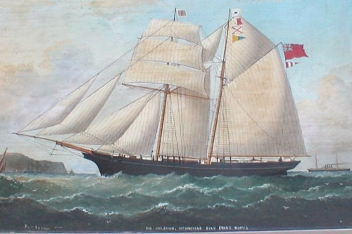 The John Ewing...Whitehaven built vessel click here for details on this excellent web site