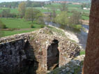 Brougham castle at Penrith