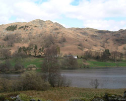 Skelwith towards Loughrigg